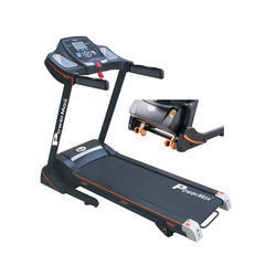 Motorized Treadmill - With Jumping wheels