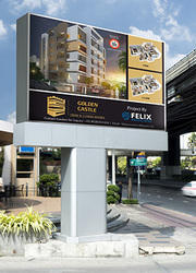 Hoarding Design And Printing Service