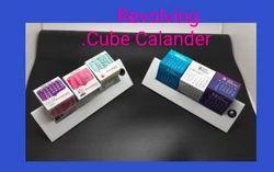 Plastic Desk Calendars, for Office