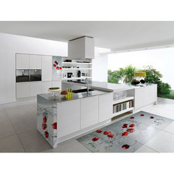 Designer Kitchen Glass