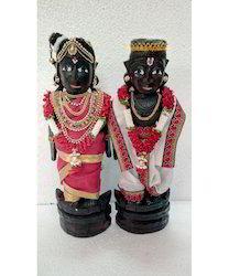 Marapachi Iyengar Pair Doll