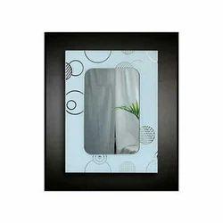 Rectangular Designer Glass Mirror