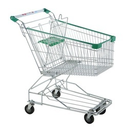 Supermarket Shopping Trolley 100 Liter