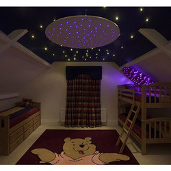Kids Room Fiber Optical Light