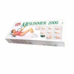 Toppro Aluminium, Iron 2000-2 Ab Slimmer For Gym