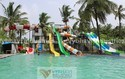 Resort Water Slide Complex