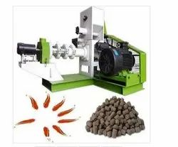 25 kg/Hr WIPL Floating Fish Feed Pallet Mill