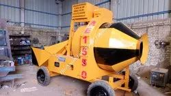 Mini Mobile Reversible Concrete Batching Plant RM 800