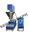 Sensograph Packaging Semi Automatic Auger Filler Machine, Capacity: 25 Liters