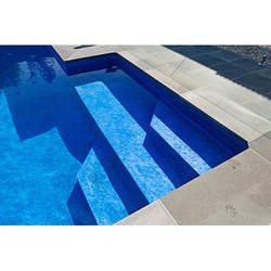 Pool Step Design