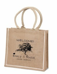 RB36 Promotional Jute Bag