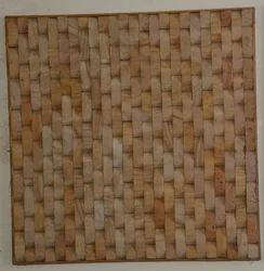 Teak Sandstone Mosaic
