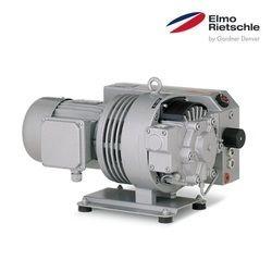 800e7dd22b3ca0 Elmo Rietschle Metal VCA V Series Oil Lubricated Rotary Vane Vacuum Pump