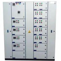Three Phase Mild Steel Distribution Panel, IP Rating: IP54
