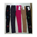 Ladies Cotton Lycra Legging