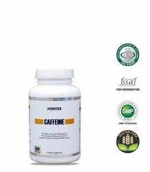 Caffeine, 60 Capsules, Non prescription