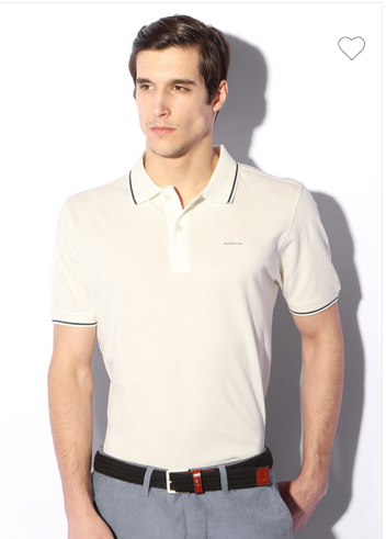 79e68be17042d Van Heusen Beige T Shirt