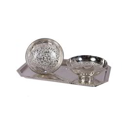 Silver Plated Gift Article