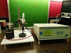 Thickness Tester With Wire Cell Assembly