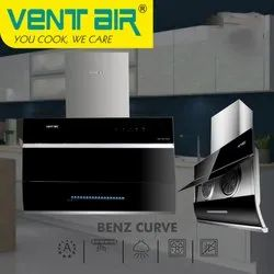 Benz Curve Ventair Kitchen Chimney