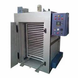 Stainless Steel / Mild Steel Trolley Type Ovens