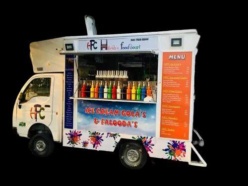 AAE Diesel Cold Drink Truck, For Commercial, Abhishek Agro Engineering | ID: 22230150497