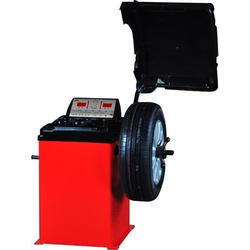 Ats Elgi Digital Wheel Balancer Machine ड ज टल व ह ल