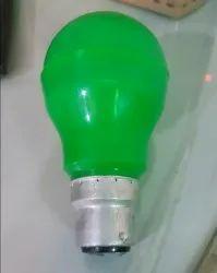 Green Colour LED Bulb