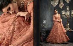 Stunning Anarkali Salwar Suit