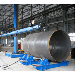 Primo Automatic Wind Tower Circular Seam Welding Equipment