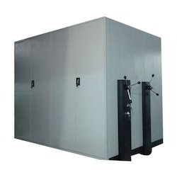 SS Mobile Compactor Storage System