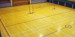 Outdoor Badminton Court Flooring Services