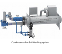 Condenser Online Ball Washing System