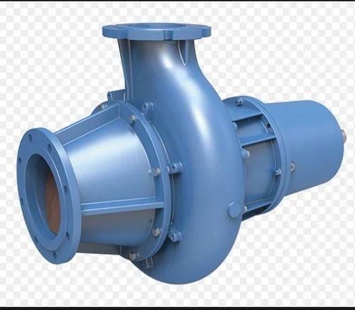 Axial Flow Pump For Distilleries
