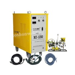 MZ Auto Weld 1250 AMPS - IGBT Saw Welding Inverters, Output Current: 112-1250 A
