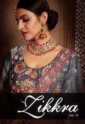 Zikkara Lehenga-11 Silk Wedding Lehenga Choli Catalog Collection