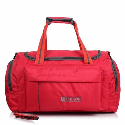 7c54a8c5b4c0 Travel Bags - Suntop Alive Duffel Bag (Oxford Blue Colour) Manufacturer  from Delhi