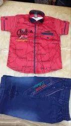 Boys Textile Baba Suits