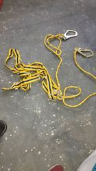 Double Hook Safety Belt