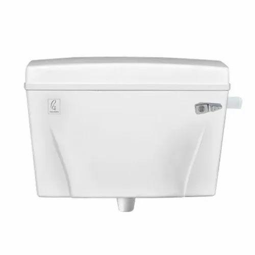 P4 Single Flush Cistern