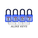 Abs Shell Osha Safety Loto Padlock