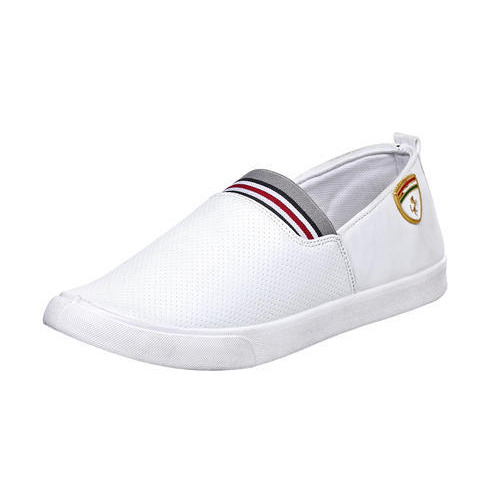 f63d576e28a Birdy Mens White Loafers Shoes