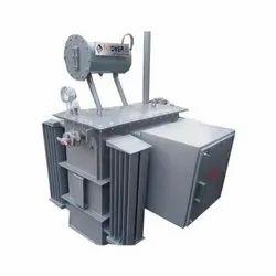 Three Phase 11.433 KV 63kVA Electrical Transformer, 51A