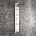 ERIS White Shower Panel