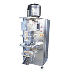 Shiv Packaging Stainless Steel Automatic Water Pouch Packing Machine, Capacity: 2000-3000 Pouch Per Hour