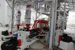 Automatic Extrusion Blown Film Plant