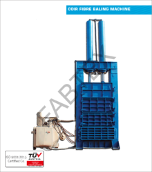 Hydraulic Coir Fiber Baling Press