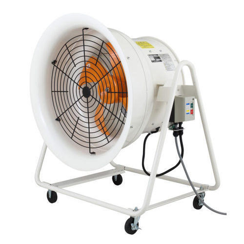 Suiden And Large Portable Exhaust Fan, Toyota Tsusho India ...