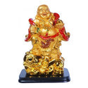 Decorative Feng Shui Laughing Buddha Showpiece