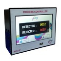PLC With 7 Inch Touch Screen HMI